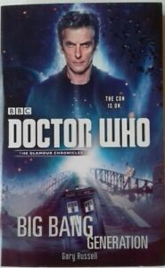 Doctor Who: Big Bang Generation (12th Doctor Novel) (Paperback) (new)