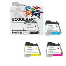 4 pack LC65 ink set fits Brother MFC-6490CW MFC-5890CN MFC-5895CW Printer