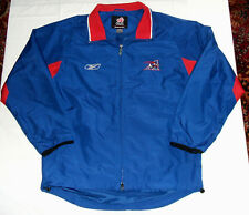 Montreal Alouettes CFL Canadian Football League Reebok Medium ZipperFront Jacket