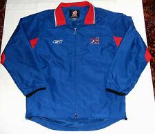 Montreal Alouettes Cfl Canadian Football League Reebok Medium ZipperFront Jacket