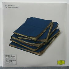 MAX RICHTER 'Blue Notebooks' Vinyl 2LP NEW/SEALED