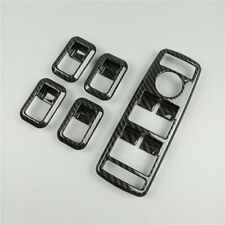 Car Window Glass Lifting Buttons Trim For Mercedes Benz W204 W212 GLK C E Class