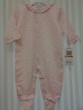 Kissy Kissy Footie multi color Size 0-3 Months NWT!!!!