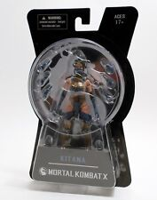 "MORTAL KOMBAT X - Kitana 6"" Action Figure (Mezco) #NEW"