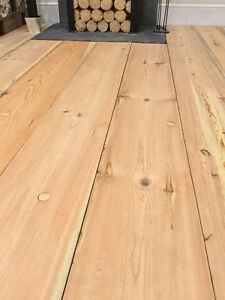 Victorian Pine reclaimed Floor boards All Sizes See Rugged london