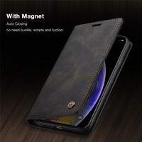 For Huawei P30 Pro Lite P Smart Luxury Leather Magnetic Flip Wallet Case Cover