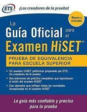 NEW La Guia Oficial para el  Examen HiSET (Spanish Edition)