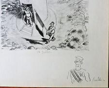 Jean Bruller Vercors Relevés trimestriels n°2 Illustré 10 planches + dessin 1/75