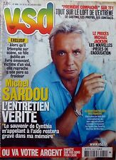 Mag 2005: MICHEL SARDOU_ANGGUN_MICHAEL JACKSON_LEONARDO DiCAPRIO_MARIANNE JAMES
