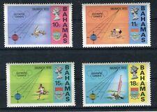 Bahamas 1972 Giochi olimpici di Monaco Yvert  324 - 27 MNH