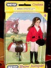 Breyer Horses Classic Chelsea Show Riding Doll English Saddle Bridle & Pad NEW!