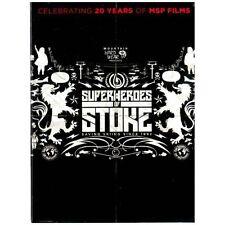 SUPERHEROES OF STOKE DVD / MSP SKI