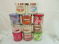 Slatkin Bath & Body Works 4 oz Candles U Pick Scent
