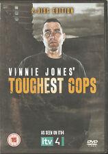 Vinnie Jones' TOUGHEST COPS (2-Disc Set) 2008