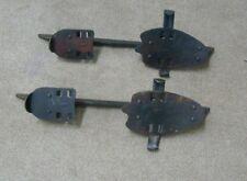 Vintage Ice Skates B & B size 10 1/2 Metal skates