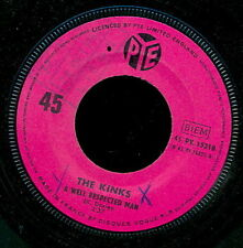 THE KINKS 45 TOURS FRANCE DON'T YOU FRET
