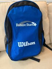 """New listing Wilson blue 18"""" by 12"""" Backpack"""