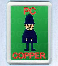 BOD's PC COPPER SMALL FRIDGE MAGNET - RETRO COOL!