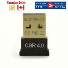 Bluetooth 4.0 Adapter USB Dongle Wireless Adapter for PC Windows 10/8/7 XP Vista