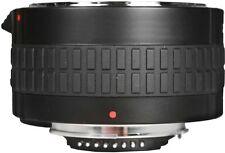 Bower 2X AF 7 Element MC7  Tele Converter for Nikon D7000 D5100 D5200 D7100