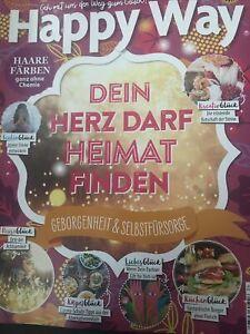 Happy Way 2020 Geborgenheit + Selbstfürsorge