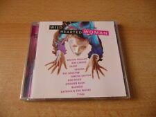 Doppel CD Wild Hearted Woman: Pat Benatar Kim Wilde Kim Carnes Sandra Blondie