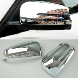 2x Side Door Mirror Rearview Fit for Mercedes-Benz ML W166 X166 GL GLE Class Cae