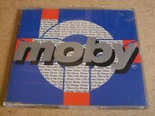 Moby:  Hymn   UK  CD Single
