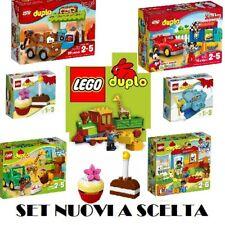 LEGO DUPLO SET NUOVI A SCELTA 10802 10829 10833 10856 ecc. SPEDIZIONE RAPIDA