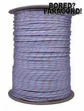 Lithium - 550 Paracord Rope 7 strand Parachute Cord - 1000 Foot Spool