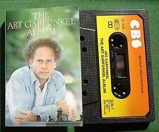 The Art Garfunkel Album inc Bright Eyes / Watermark + Cassette Tape - TESTED