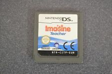 IMAGINE TEACHER NINTENDO DS AND 3DS