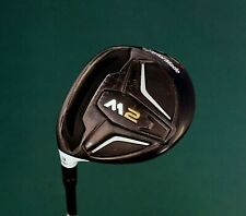 Left Handed TaylorMade M2 15° 3 Wood Regular Graphite Shaft TaylorMade Grip