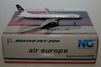 NG Model 53047 Boeing 757-236 Air Europe G-BKRM in 1:400 scale