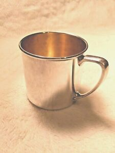 VINTAGE BABY CUP - ONEIDA SILVERSMITHS - SILVERPLATE