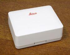 Genuine LEICA M Series White Presentation Case. Plastic Clamshell