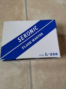 Sekonic Flash Meter L- 358