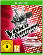 The Voice Of Germany: I Want You | XBOX One | gebraucht in OVP