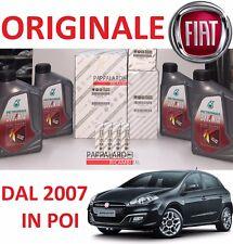 KIT TAGLIANDO FILTRI + OLIO SELENIA + CANDELE FIAT BRAVO II 1.4 T-JET BENZINA