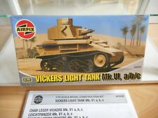 Modelkit Airfix Vickers Light Tank Mk. VI, A/B/C on 1:76 in Box