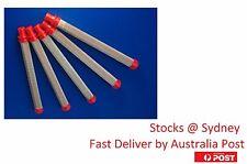 RED 150 MESH AIRLESS SPRAY GUN FILTER WAGNER STYLE TITAN SPRAYTECH ATOMEX  5 PK
