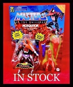 MOTU Deluxe Mosquitor Masters Of The Universe Origins 2021 Retro Mattel In Stock