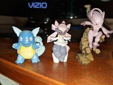 "Pokemon TOMY Monster Collection 1-2""  figures Nintendo Lot"