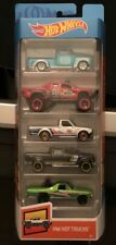 Hot Wheels Hw Hot Trucks 5-Car Pack