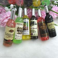 Blythe Pullip Momoko 1/6 Bjd Doll Miniature Drink Wine Beer Whisky (6 Bottles)