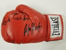 RAFAEL + GABRIEL RUELAS Signed Everlast Boxing Glove ~ Beckett BAS COA