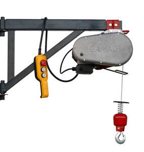 Camac PF-200 Scaffold Hoist Builders Winch