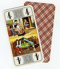 Piatnik–1949.0Standard Collection on Tarot–Deck of 78Cards