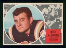 JERRY McDOUGALL 1960 TOPPS CFL 1960 NO 37 NRMINT+ 15463