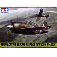 "Tamiya 61094 Brewster B 339 Buffalo ""Pacific Theater"" 1/48"